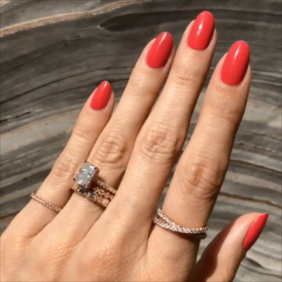 Radiant Cut Rose Gold Sapphire 925 Sterling Silver 3-Piece Bridal Sets