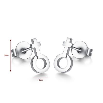 Nice Design Silver 925 Sterling Silver Earrings